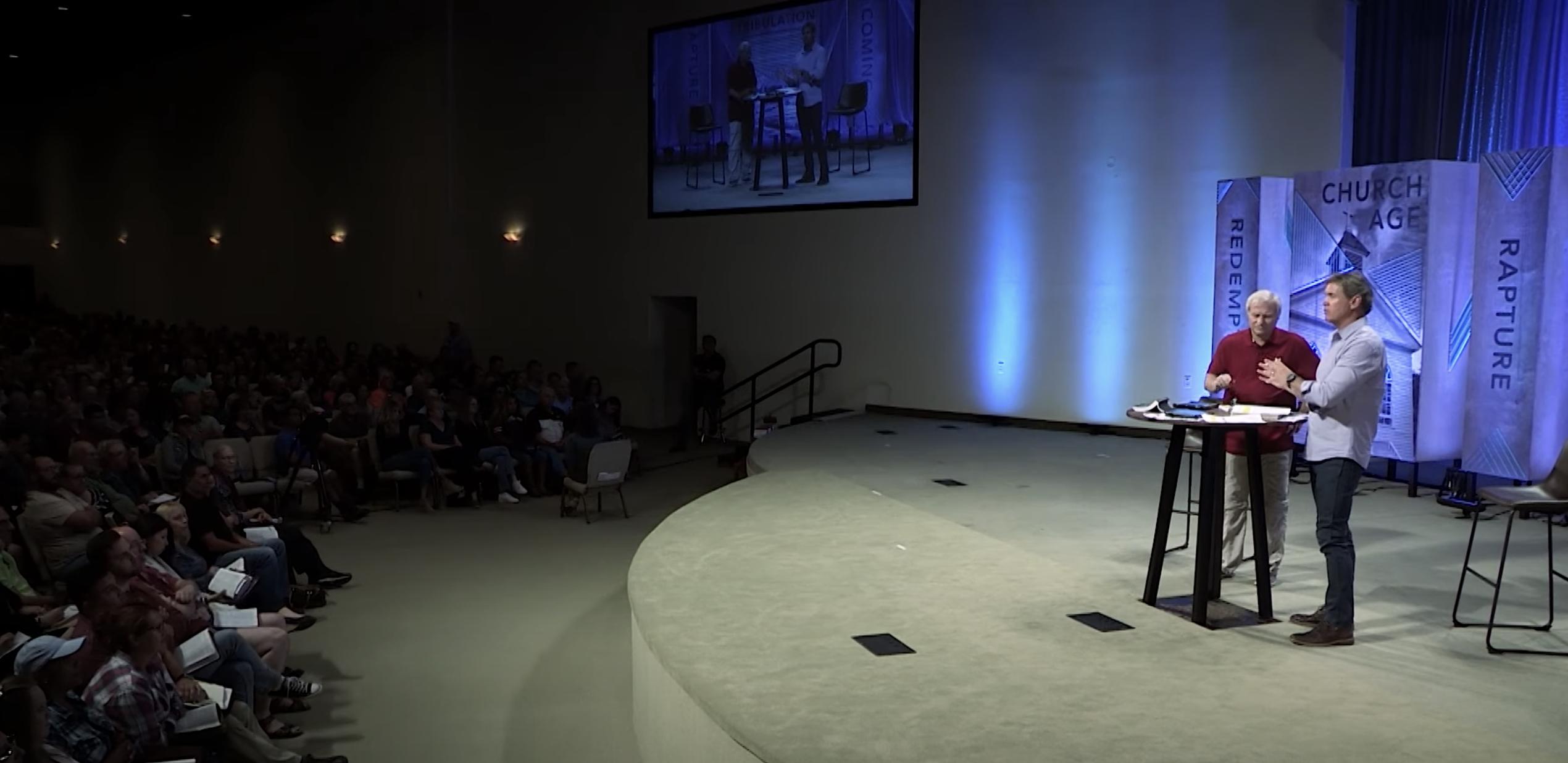Part 01: Pastor Jack & Don Stewart
