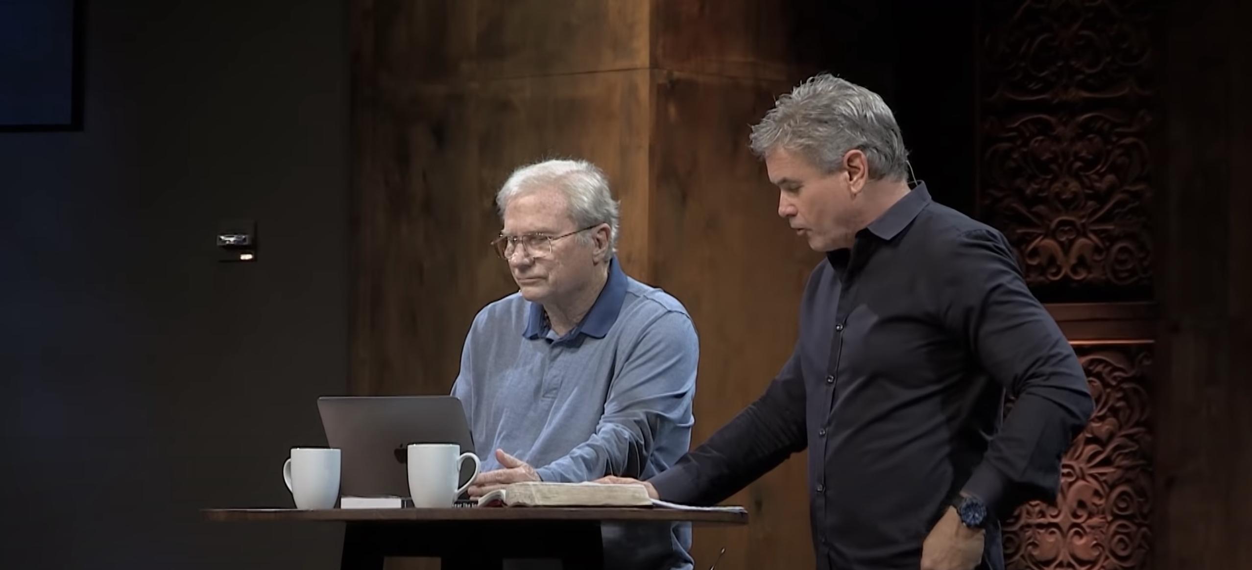 Part 21: Pastor Jack & Don Stewart