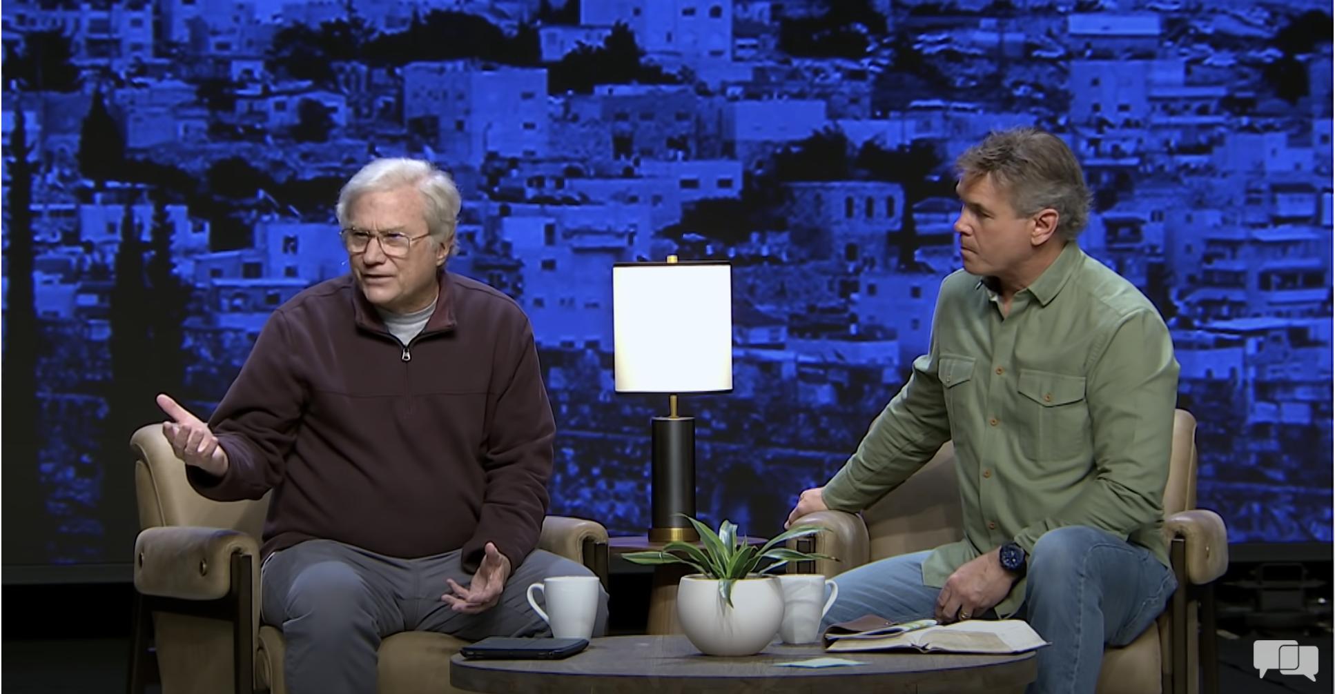Part 16: Pastor Jack & Don Stewart