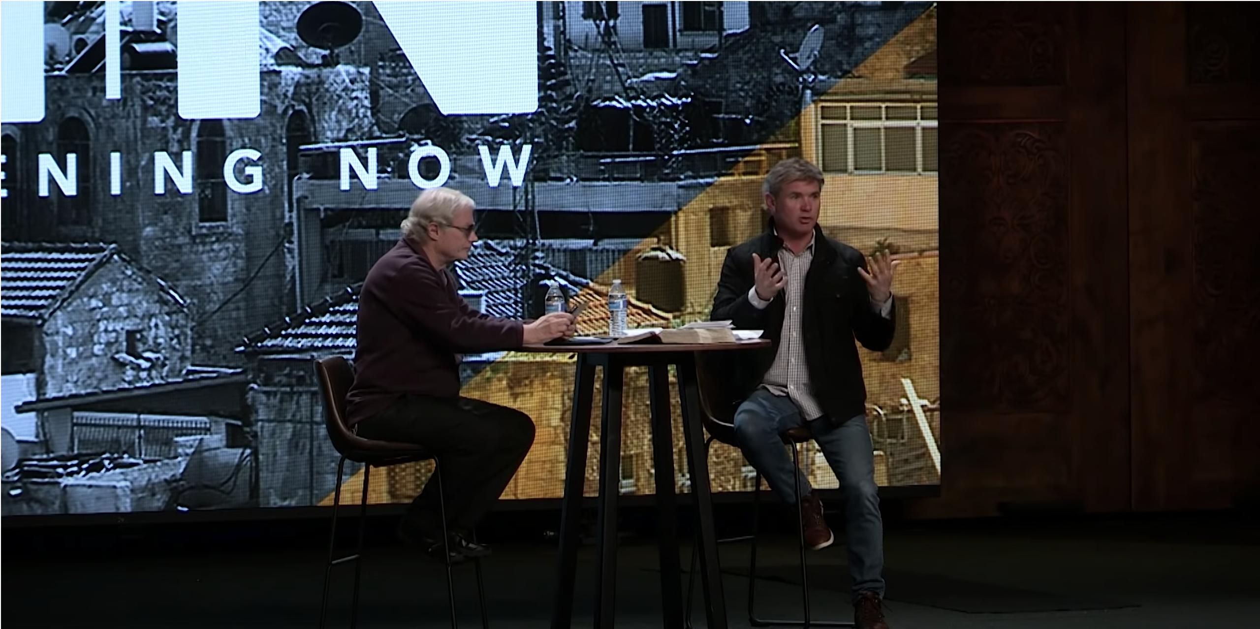 Part 12: Pastor Jack & Don Stewart