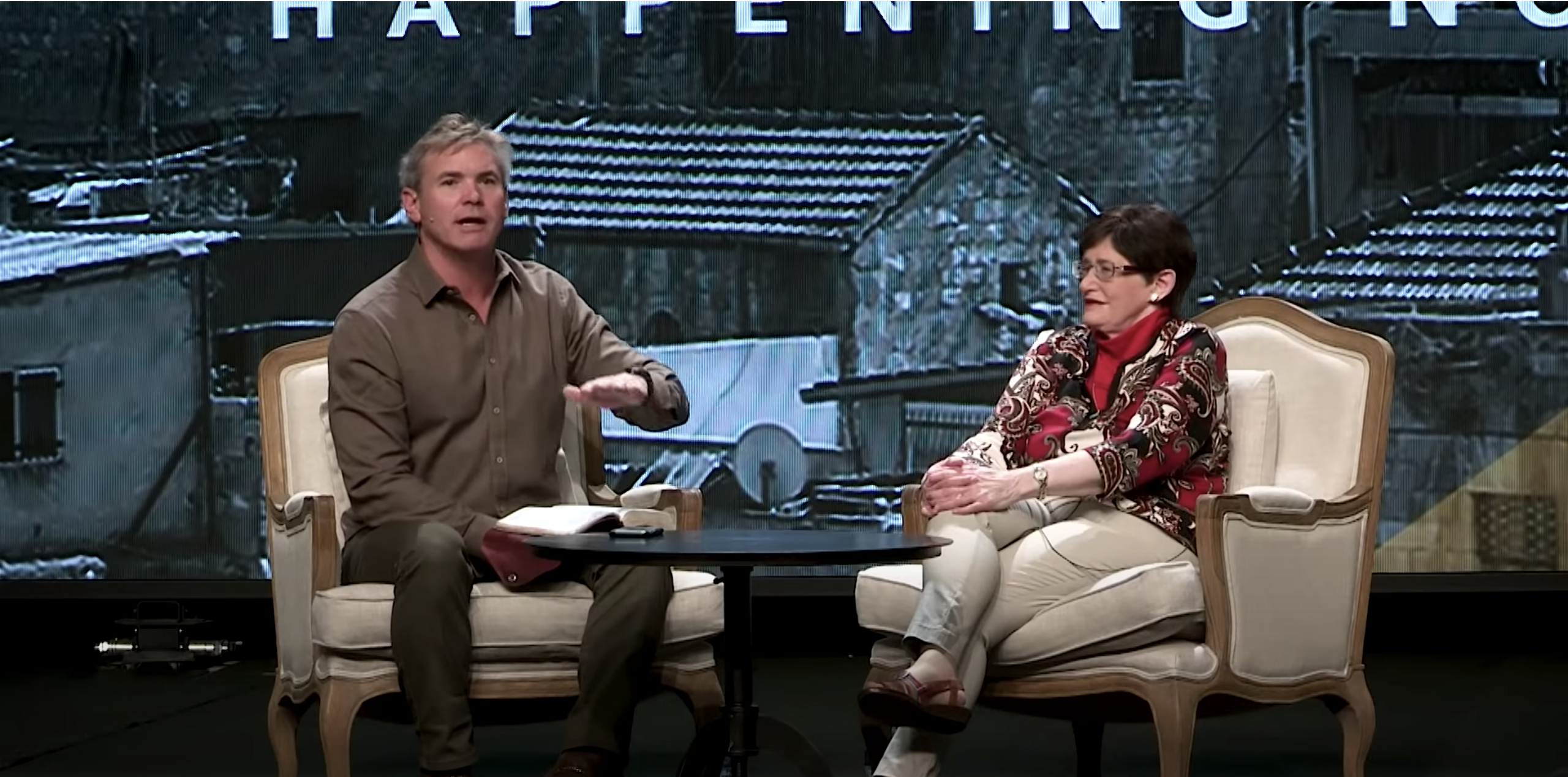 Part 11:  Pastor Jack & Jan Markell