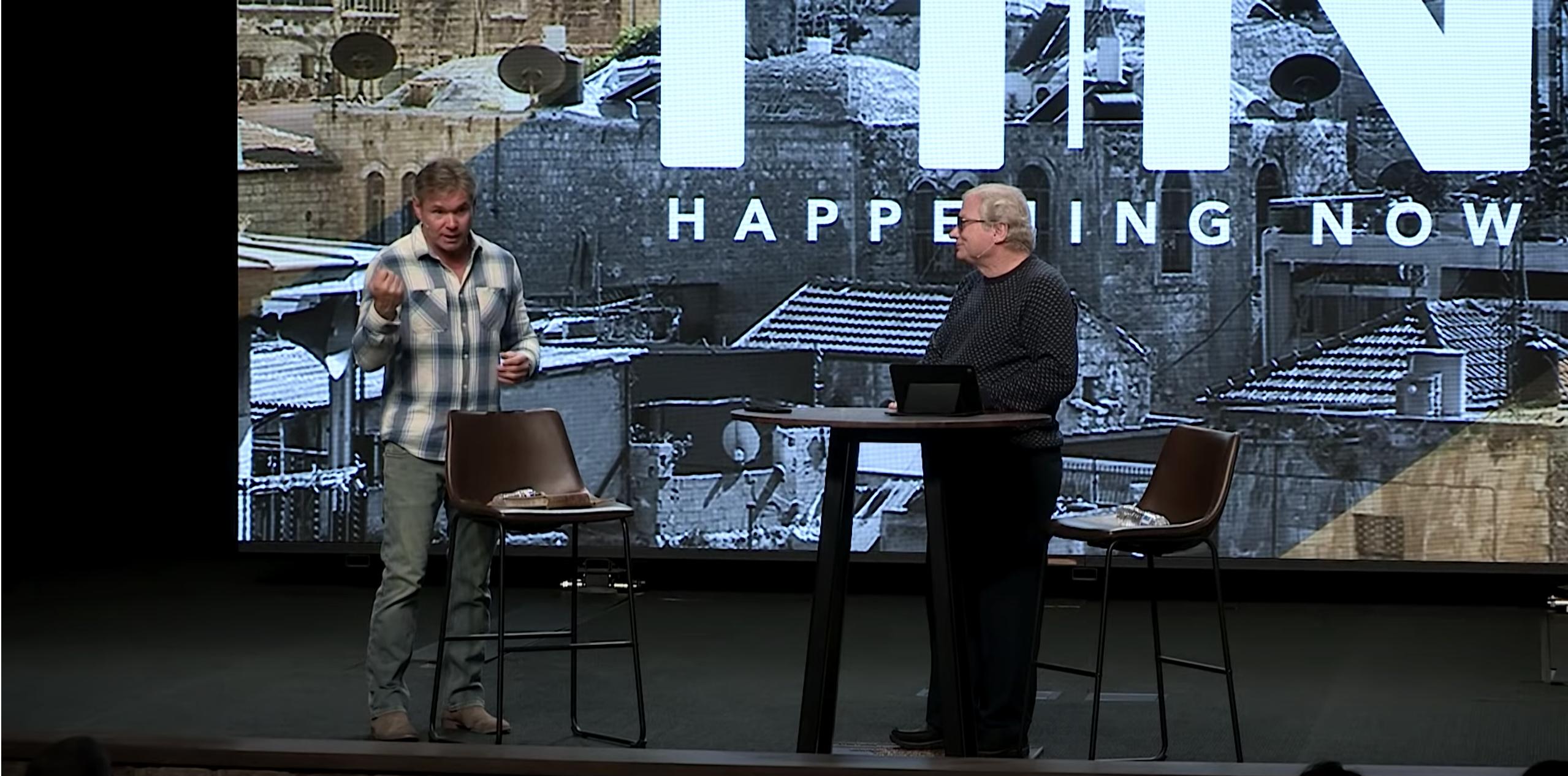 Part 10:  Pastor Jack & Don Stewart