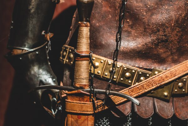 black and brown leather horse saddle
