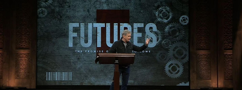 A Post-Rapture World