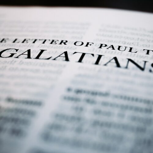 The Letter of Paul to the Galatians texts